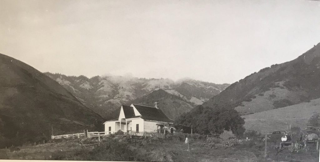 Mendocino Curnell Mansfield Home in North Pacific Valley