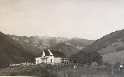 Mansfields Were Pacific Valley Pioneers