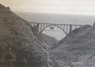 Dolan Creek Bixby Bridge